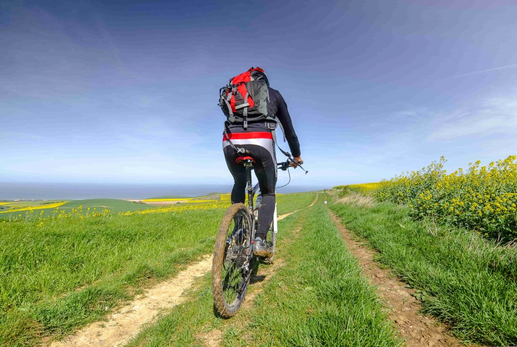 Rouler en vélo tout terrain
