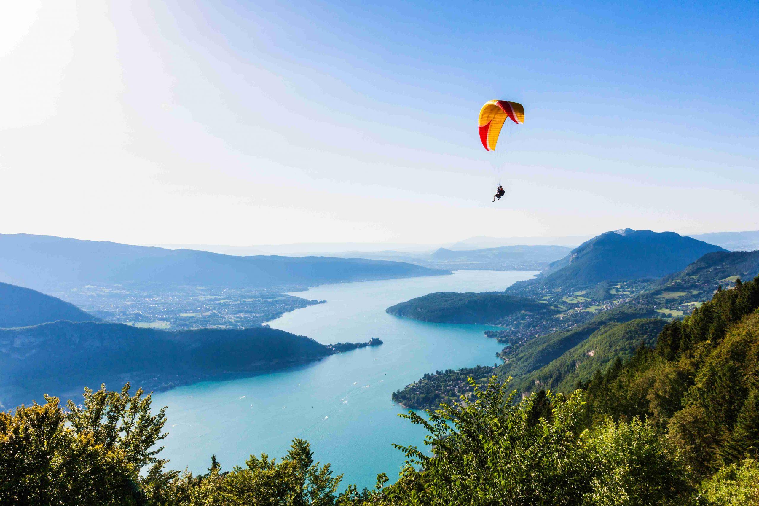 7 massifs du Pyrénées pour faire du parapente