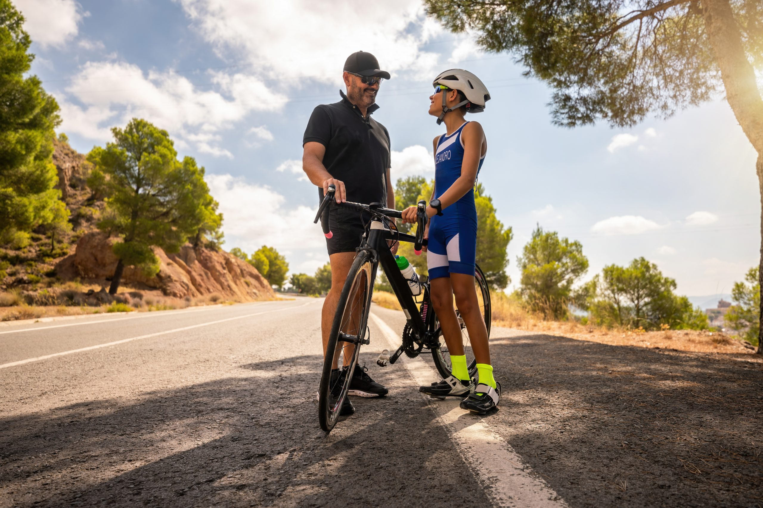 VTT: pourquoi apprendre à rouler à vélo avec un moniteur.